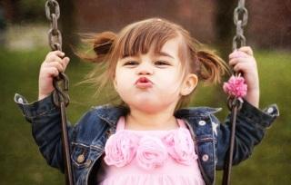 Baby Girl Cute photo